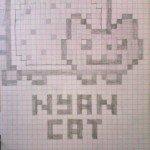 Nyan Cat dessin